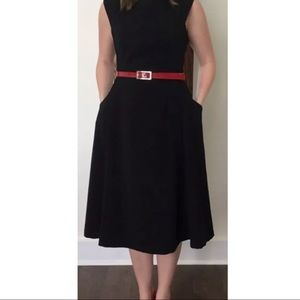 White House Black Market Side Pocket Dress- 14